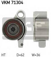 Ролик натяжителя ремня ГРМ на Toyota Highlander.Код:VKM 71304