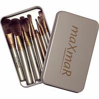 Набор кистей для макияжа 12 штук MaxMara