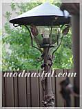 Фонари садовые кованые, фото 2