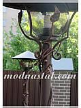 Фонари садовые кованые, фото 3