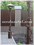 Фонари садовые кованые, фото 4