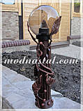 Фонари садовые кованые, фото 6