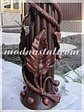 Фонари садовые кованые, фото 7