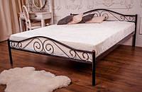 Кровать двуспальная металлическая Элис Люкс