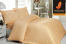 Mariposa Постельное белье De Luxe Tencel бамбук жаккард Natural Life gold V6 Семейный комплект