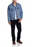 Джинсовая куртка больших размеров Wrangler