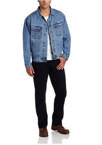 Джинсова куртка Wrangler великі розміри р. 3ХL