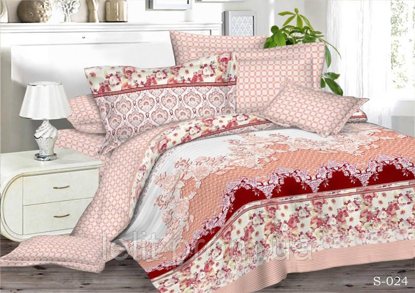 Семейный комплект постельного белья TAG S024