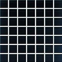 Декор  Domenico Black Glass Mosaic   Ceramika Konskie 20x20