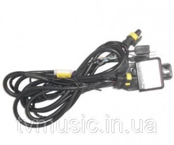 Контроллер для биксеноновых ламп с проводами