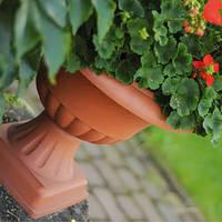 Вазон цветочный Atena низкий 455 на 14 литров