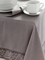 Issimo Home Скатерть BRITTANY BROWN(KAHVE) коричневый 160x160