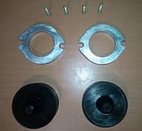 Проставки Opel Kadett / Опель Кадетт для поднятия клиренса комплект