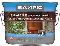 Деревозащитное средство Байріс Aqualasur - 2,5л.  .