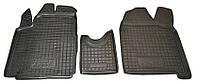 Полиуретановые коврики для Fiat Scudo II 2007-2016 (1,6) (AVTO-GUMM)