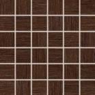 DDM06361 | Мозаика DEFILE для кухни 5x5 коричневая Rako