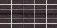 DDMBG624   Мозаика FASHION для кухни 5x10 коричнево-черная Rako