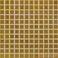 GDM02064 | Мозаика INDIA для ванной 2,5x2,5 золотая Rako