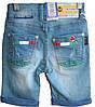 Джинсовые шорты подросток, фото 2