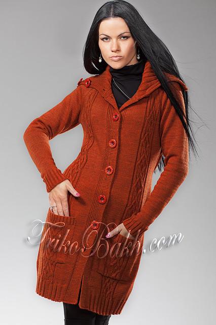 Модные вязанные женские кардиганы,производитель Украина