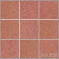 DAK12645 | Мозаика ROCK для кухни 10x10 красный Rako