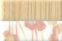 WLAAE002   Бордюр SAMBA для ванной 7,8x5,2 многоцветный Rako