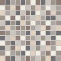 DDM0U001   Мозаика UNICOLOR для ванной 2,5x2,5 многоцветная Rako