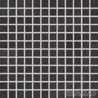 DDM0U613   Мозаика UNISTONE для кухни 2,5x2,5 черная Rako