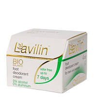 Hlavin Lavilin крем - деодорант для ног Лавилин эффективное средство от запаха пота 10 мл