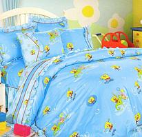Love you Комплект постельного белья сатин для новорожденных cr-203 100x150