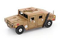 """Фигурка автомобиль """"Военный хаммер"""" 32х15х12 см."""