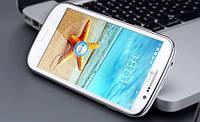 "Смартфон THL W8s экран 5"" 4-х ядерный MT6589 TURBO белый, white +стилус и чехол!"