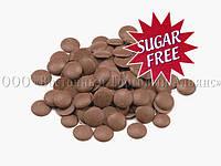 Молочный шоколад с заменителем сахара 36,6% - Natra Cacao - 10 кг