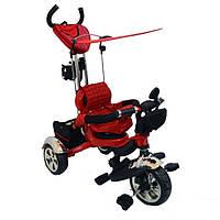 Детский трехколесный велосипед Lexus Trike KR 01. Красный