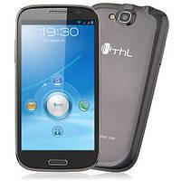 "Смартфон THL W8 экран 5"" новый 4-х ядерный на Android 4.2 MT6589 Quad Core черный, black"