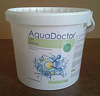 Химия для бассейна AquaDoctor pH Minus | средство для уменьшения уровня pH в гранулах (5 кг)