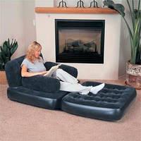 Многофункциональный надувной диван трансформер BestWay 67277(102 * 193 * 64 см.) киев