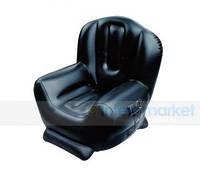 Надувное массажное кресло Bestway Comfort Quest Massage Lounger/Single 75040 киев