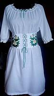 Одяг в українському етностилі.