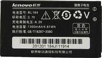 Аккумулятор для Lenovo A390E оригинальный, батарея BL184