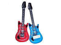 Детская надувная игрушка гитара MS 0556 (91 см)