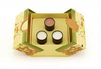 L`Artisan Parfumeur Coffret Noel 2012 - 3 Mini Bougies Набор из трех мини свечей L'Ambre, Mure Sauvage, Interieur Figuier 35g