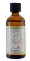 Baby Teva Peri Oil Масло для массажа промежности, профилактика разрывов при родах 100ml 7290010384075