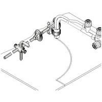 Устройство для прямолинейных и криволинейных резов (Циркуль)