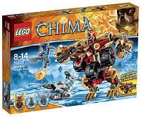 Конструктор LEGO Chima Грохочущий медведь Бладвика (70225)