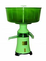 Сепаратор-сливкоотделитель для молока «Мотор Сич СЦМ-80-19» ёмкость 12 л(металл. тарелочки) экспортный вариант