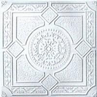 Плита потолочная Romstar 107 белая 2 м.кв