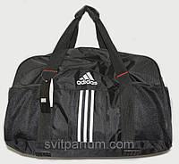 Спортивная дорожная сумка Адидас из ткани
