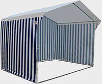 Палатка торговая 3 х 3 (м) на 4 опорах