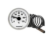 Pak 40/120/1m  — Термометр капиллярный d=40мм, 0°C … +120°C, L трубки 1000мм, класс точности KL 2,0, фото 1